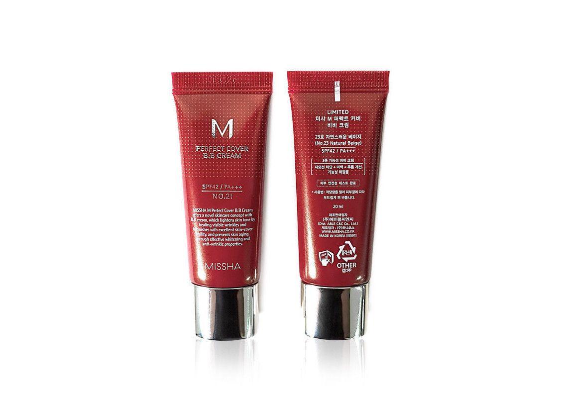 Missha M Perfect Cover BB Cream SPF42 PA No.27 20ml