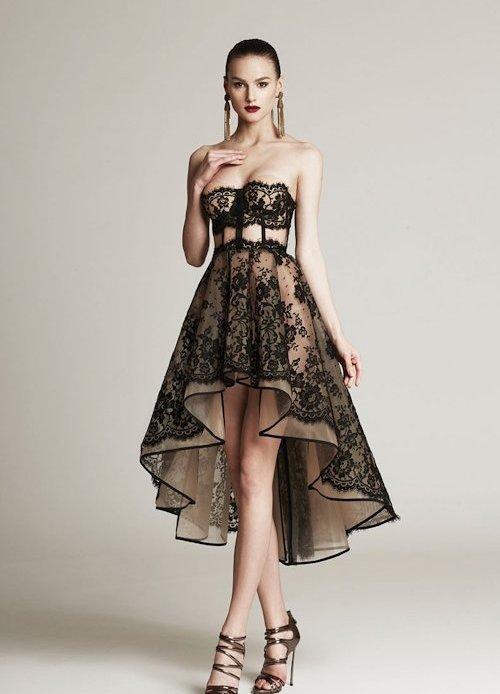 модели модных платьев 2016 фото
