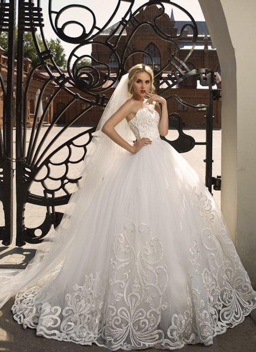 Модная невеста свадебные