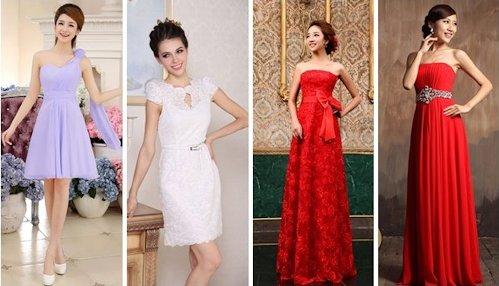Какие платья выбирать на новый год