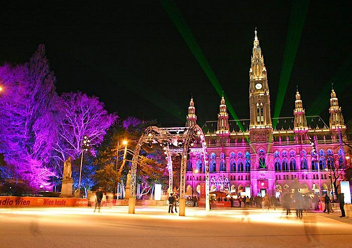 Новый год 2018 в Австрии
