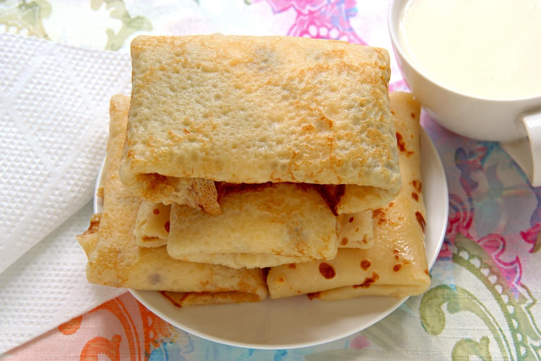 Рецепт начинки из творога для блинов пошагово на молоке