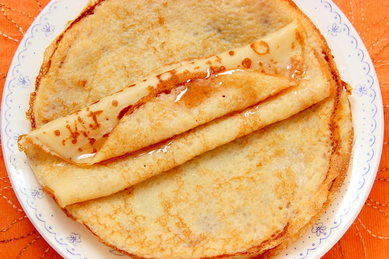 Рецепт начинки для блинов пошагово на молоке