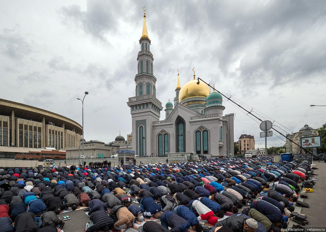 ramadan v moskve