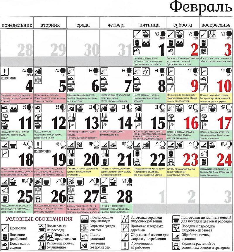 Смотреть Лунный посевной календарь садовода - огородника на май 2019 видео